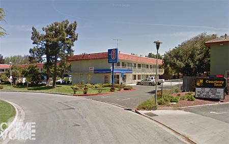 The Motel 6 on Broadway Circle in King City