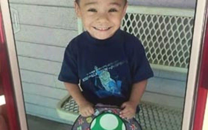 Child Killed in Highland by a Stray Shot