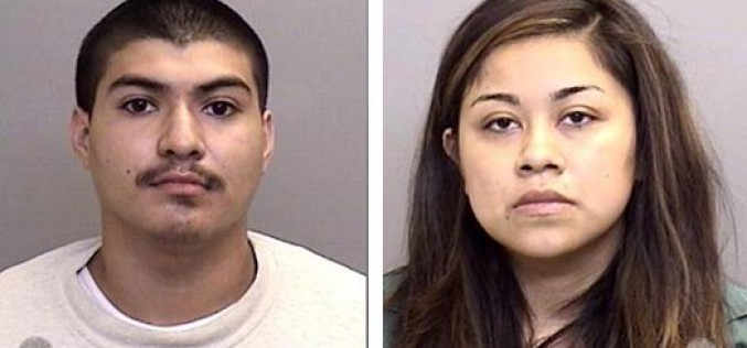 Ukiah Couple charged with endangering baby in DUI