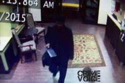 Man In Black Tricks Clerk Out of Cash