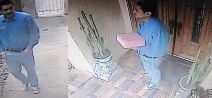Burglary suspect uses fake package to approach homes in Milpitas