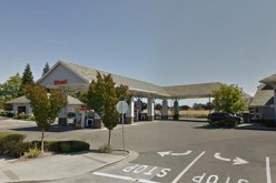 Armed Woman Stopped by Spike Strips After Robbing Gas Station