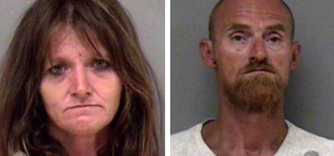 Chowchilla police arrest a pair of frequent customers