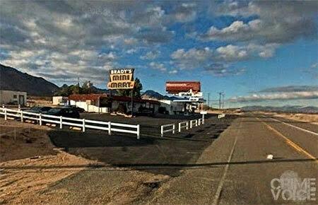 Brady's Mini Mart on Highway 395 in Inyokern.