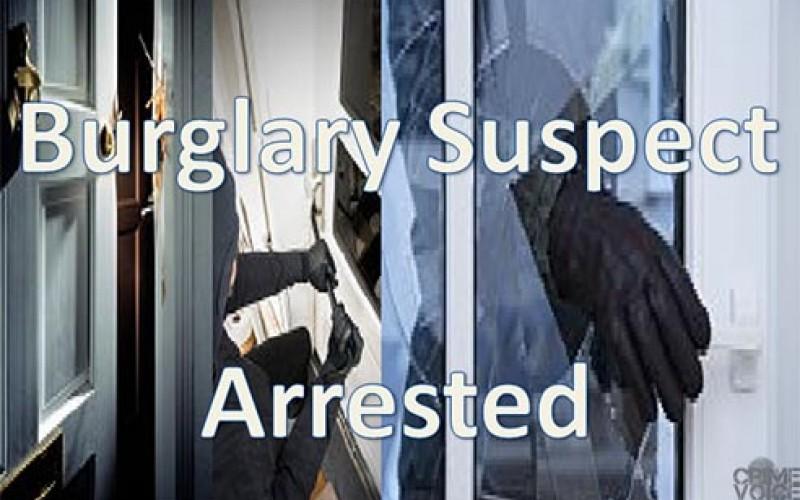 Naked Burglar Allegedly Assaults Resident Returning Home