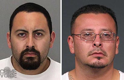 Matthew Castillo and Richard Jacquez, identified as the deceased suspects in the Wrenn murder.