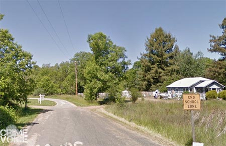 Ramsey Road, where Beyer stole from two residents.