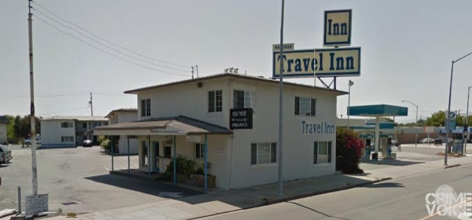 Salinas Man Robbed At Local Hotel
