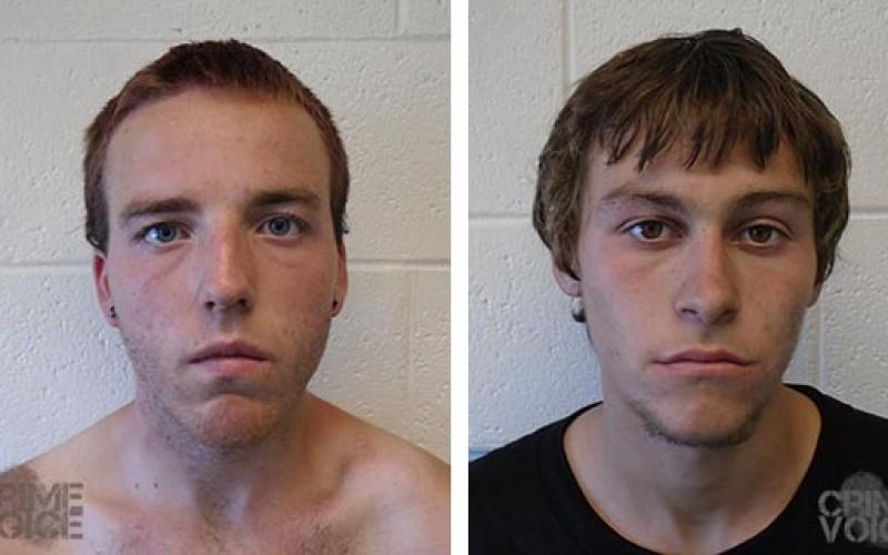 Hollister Police Arrest Burglary Suspects