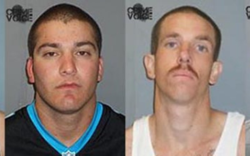 Home Surveillance Video Leads Cops to Home Invasion Robbery Suspects