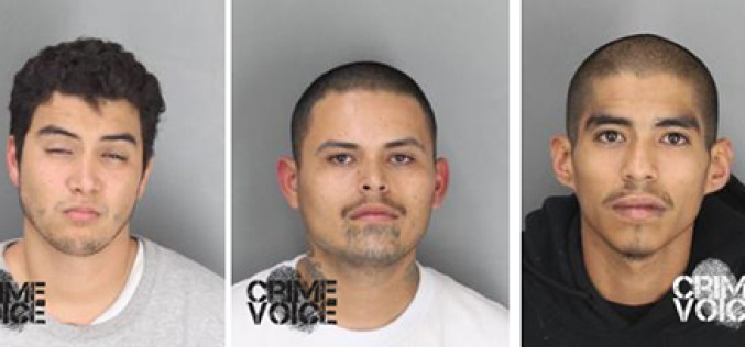 Out-of-Town Gang Bangers Busted for Mail Theft