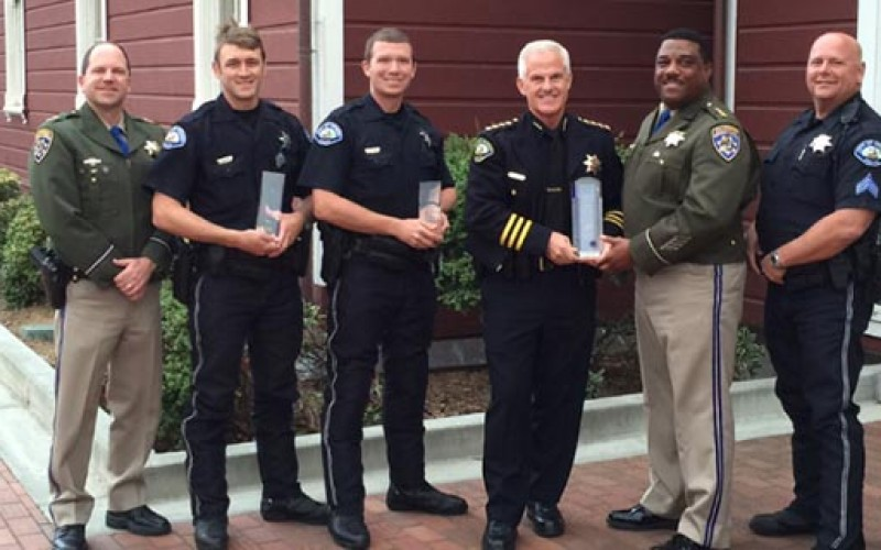 Novato PD Earns Back-to-back CLEC Awards
