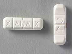 Xanax pills