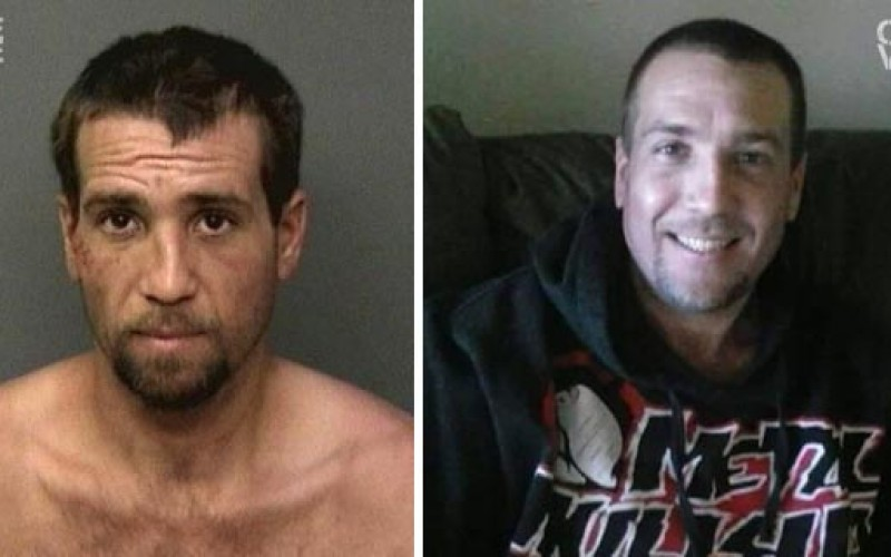 Redding man arrested busting up his mobile home