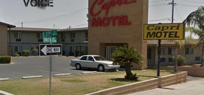 Man Arrested at Local Motel with Sawed-Off Shotgun
