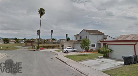 Durna Street in Salinas is adjacent to Northgate Park.