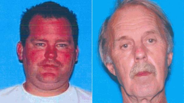 Victims Johnson and Lesh