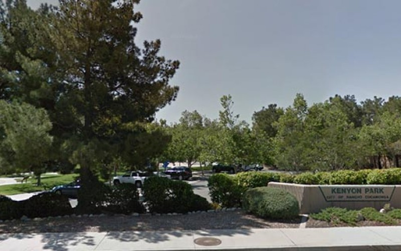 Murdered man found in Rancho Cucamonga Park