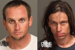Two Busted After Drug Deal