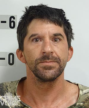 Whispering Pines resident Steven Fredrick Worley was arrested close to home for burglary (LCSO)