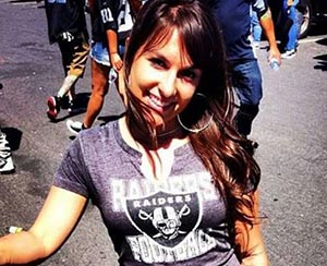 Alessandra Barlas from the GoFundMe page in support of her family.