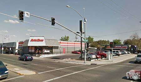 AutoZone on Belmont in Fresno.