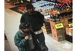 Theft of Tequila Turns into Armed Robbery When Suspect Flashes a Knife