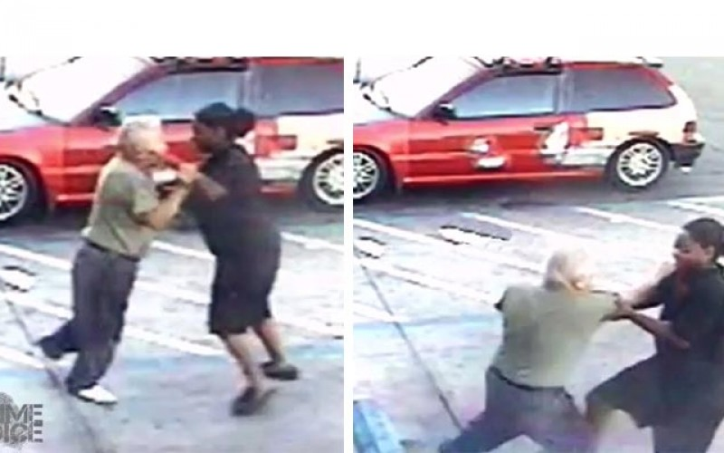 Woman Arrested in Connection to Attack on Elderly Man at AutoZone