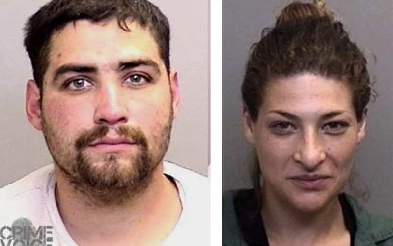 Fort Bragg traffic stop leads to two arrests