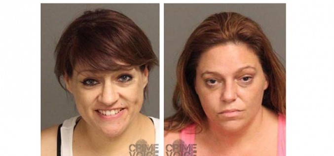 Two Paso Robles Women Arrested in Drug Bust