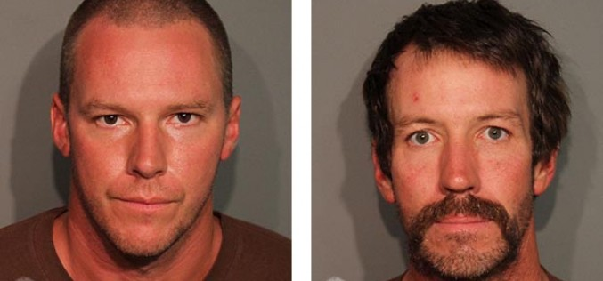 Brothers arrested in murder of pot garden thieves