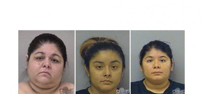 Madera Trio Booked for Kidnapping
