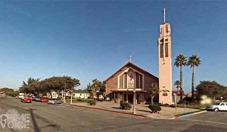 The Our Lady of Refuge Catholic Church in Salinas.