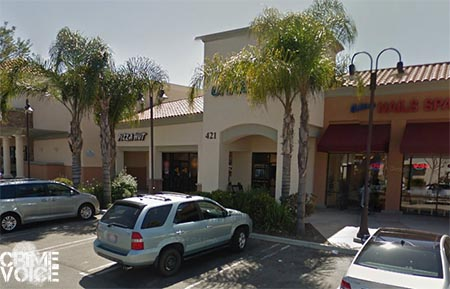 The Pizza Hut in the Newbury Park Place shopping center in Thousand Oaks.