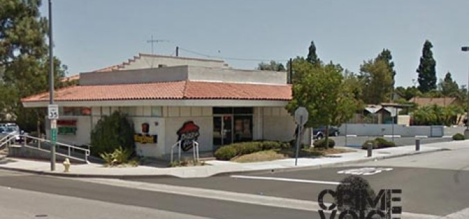 Arrest in Pizza Hut Armed Robbery