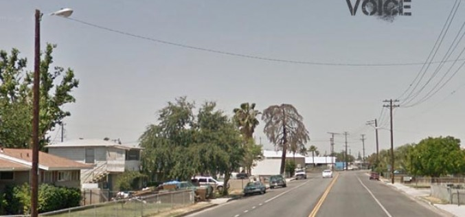 Bakersfield Woman Arrested for Setting Man on Fire