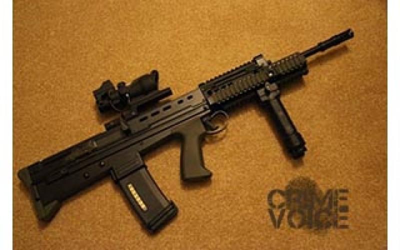 Ventura Man Arrested for Brandishing Weapon and Evading Arrest