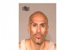 Felon Arrested on Charges of Beating Up Girlfriend