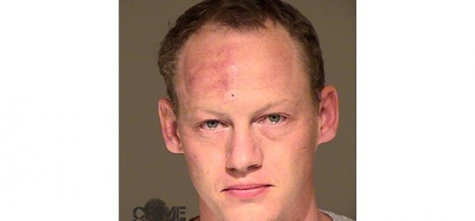 Ex-Marine Booked for Felony Resisting