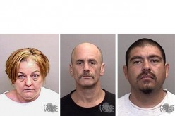 Antioch trio arrested in Willits – All three have extensive histories