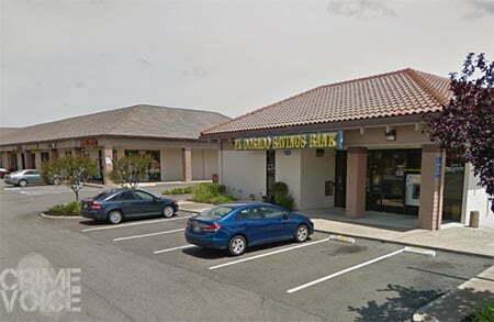 The El Dorado Savings Bank on Lichen Drive