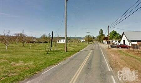 East Finley Road in Kelseyville