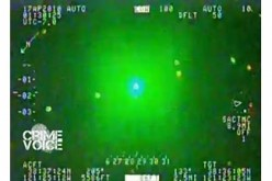 Wasco Man Arrested for Pointing Laser at Police Helicopter