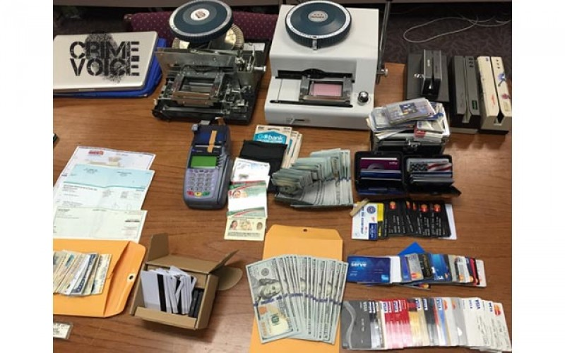 San Bernardino Detectives Arrest Two in Identity Theft Cases