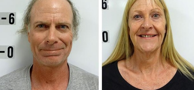 Cheerful pot growers arrested in Lake County