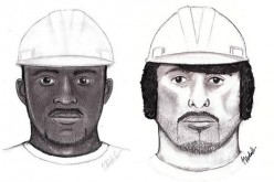 Sketches Released of Suspects in Fatal Robbery