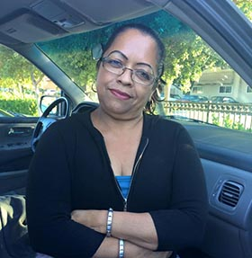 The victim, Yolanda Najera in a Facebook photo.