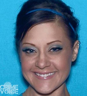 Police released this photo of Briana Ebertowski as a suspect in another robbery.