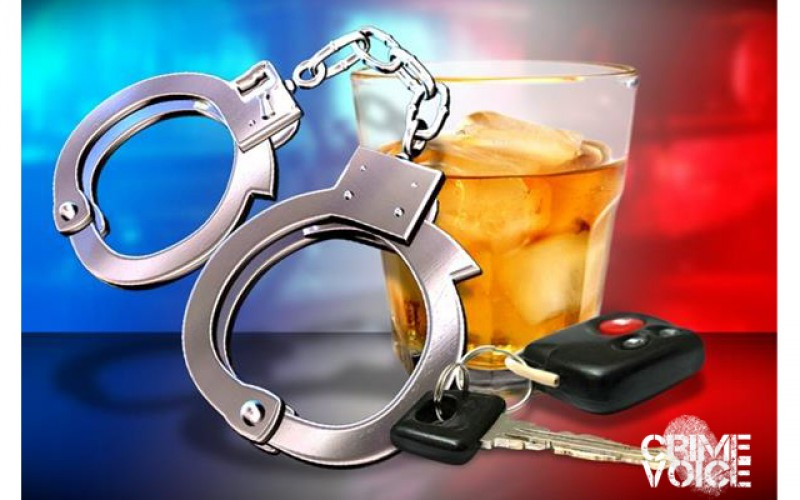 Sleeping DUI Suspect Flees, Gets Caught