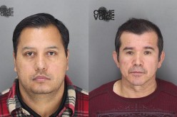 Busted with 10 lbs of Meth